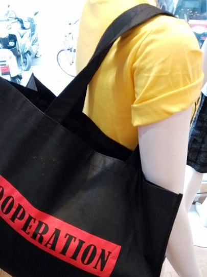 班服團體服也可以印環保袋唷