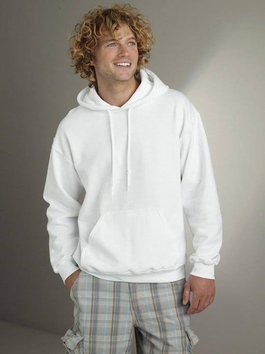 團體服也可使用Gildan美國棉_88500_長袖刷毛連帽T恤_01