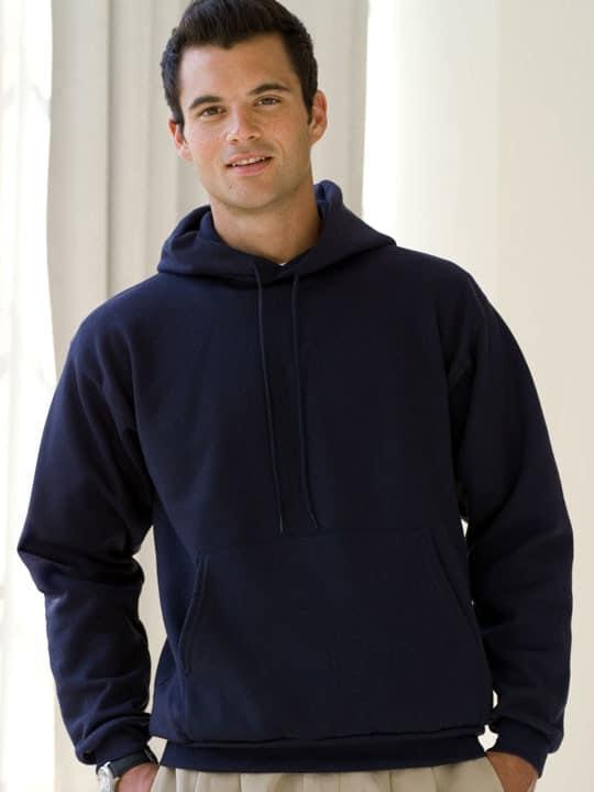 團體服也可使用Gildan美國棉_88500_長袖刷毛連帽T恤_02
