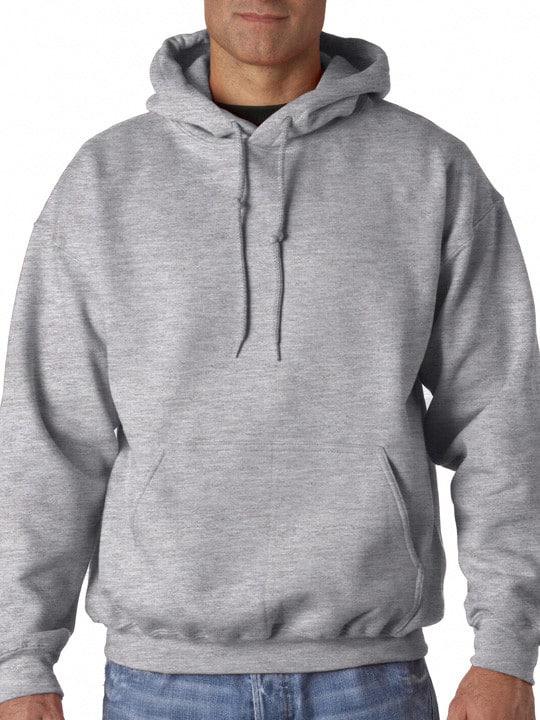 團體服也可使用Gildan美國棉_88500_長袖刷毛連帽T恤_03