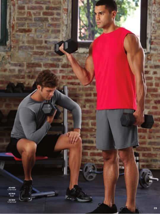 美國棉Gildan-運動短褲-吸濕排汗-44S30-02