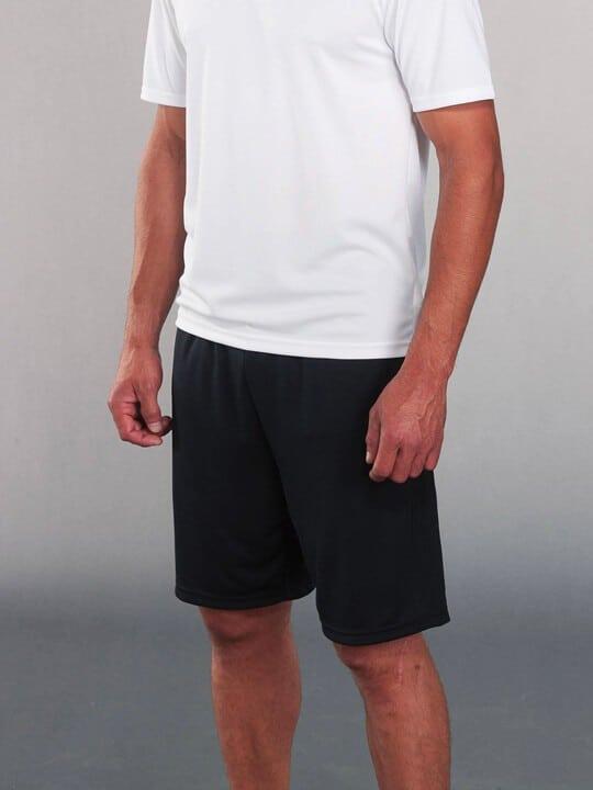 美國棉Gildan-運動短褲-吸濕排汗-44S30-04