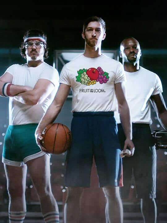 美國FruitOfTHELoom-flt114-6.2oz-短袖T恤-01